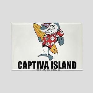 Captiva Island, Florida Magnets