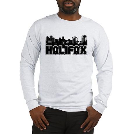 Halifax Skyline Long Sleeve T-Shirt