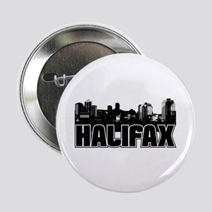 "Halifax Skyline 2.25"" Button"