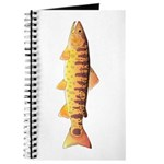 Masu Salmon Cherry Trout Journal