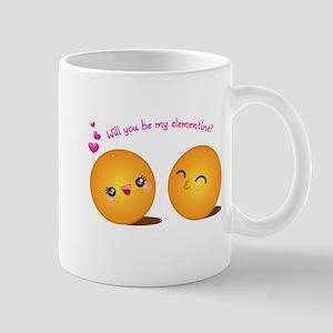 Be My Clementine Mug