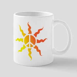 Peace Sun Mug