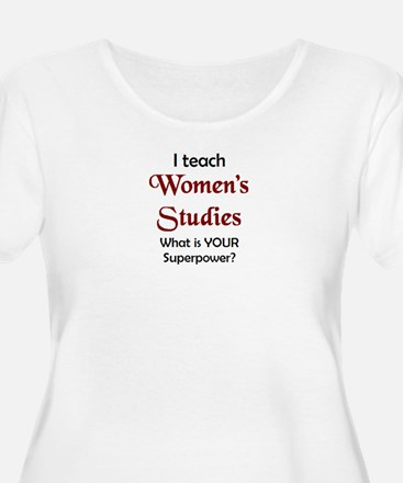 Unique Women%27s and gender studies feminism T-Shirt