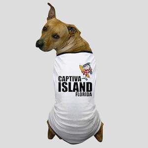Captiva Island, Florida Dog T-Shirt