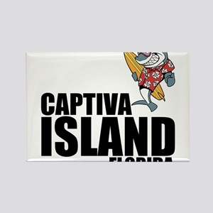 Captiva Island, Florida Magnets