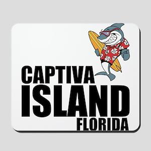 Captiva Island, Florida Mousepad