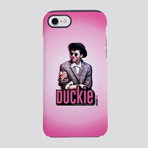 Pretty in Pink Duckie iPhone 7 Tough Case