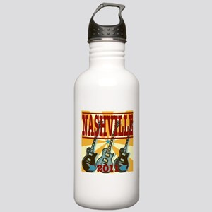 Nashville 2011 Hatch-Style Stainless Water Bottle