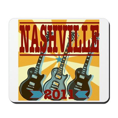 Nashville 2011 Hatch-Style Mousepad