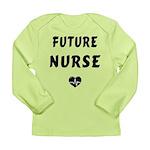 Future Nurse Long Sleeve Infant T-Shirt