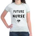 Future Nurse Jr. Ringer T-Shirt