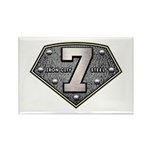 Iron City Fanatic Rectangle Magnet (10 pack)