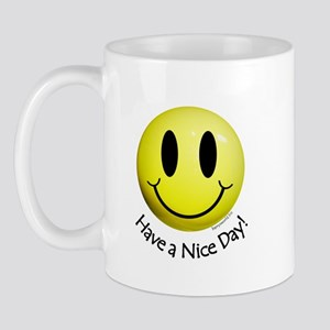 Nice Day Smiley Mug