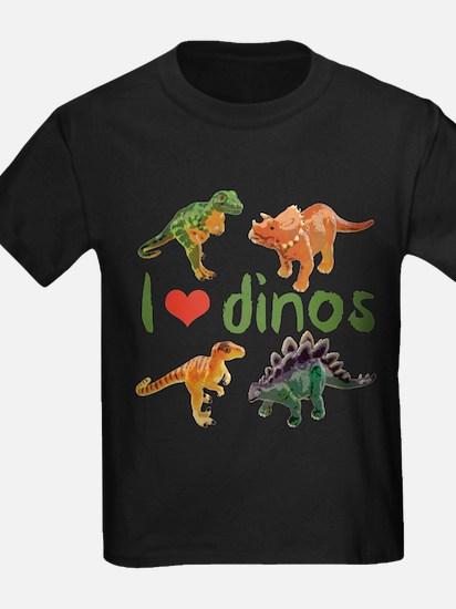 I Love Dinos T