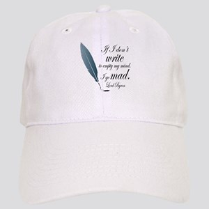 Lord Byron Quote Cap