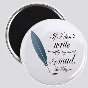 Lord Byron Quote Magnet