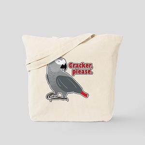 Cracker, Please. Tote Bag