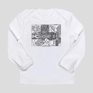 Gil Warzecha - Long Sleeve Infant T-Shirt