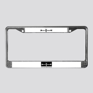 Circus Charlie License Plate Frame