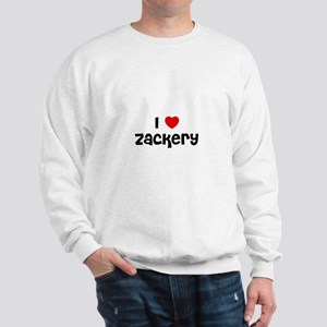I * Zackery Sweatshirt