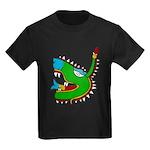 Cipactli Kids Dark T-Shirt