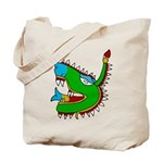 Cipactli Tote Bag