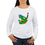 Cipactli Women's Long Sleeve T-Shirt