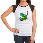 Cipactli Women's Cap Sleeve T-Shirt
