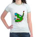 Cipactli Jr. Ringer T-Shirt