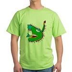 Cipactli Green T-Shirt