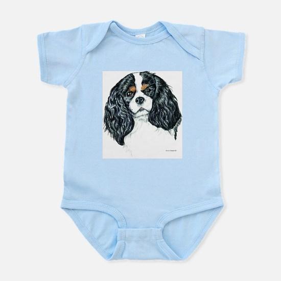 Cavalier King Charles Spaniel Infant Creeper