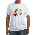 Miquiztli Fitted T-Shirt