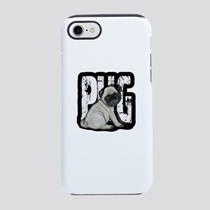 Pug iPhone 7 Tough Case