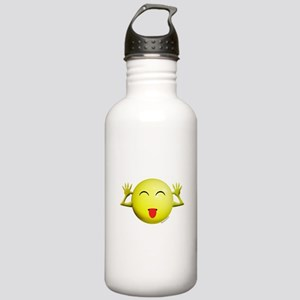 Cheeky Smiley Stainless Water Bottle 1.0L