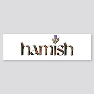 Hamish Sticker (Bumper)