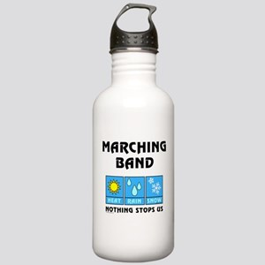 Marching Band Weather Stainless Water Bottle 1.0L