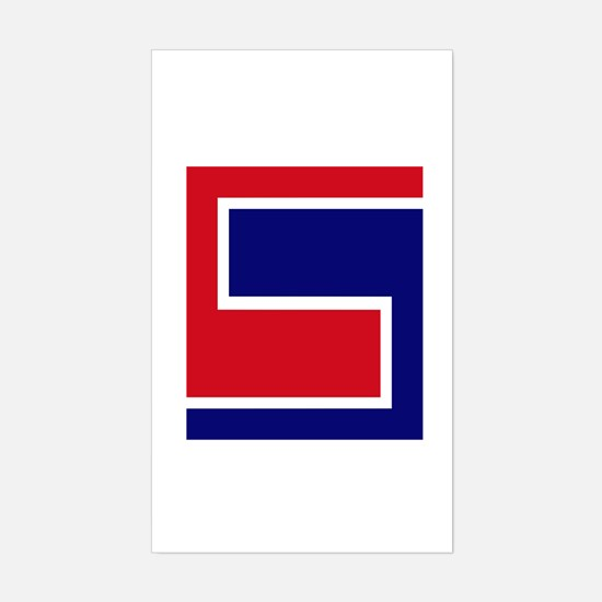 Fighting 69th Sticker (Rectangle)