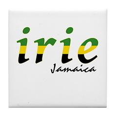 irie Jamaica Tile Coaster