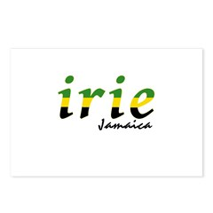 irie Jamaica Postcards (Package of 8)
