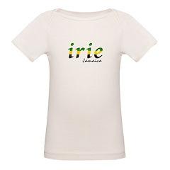 irie Jamaica Organic Baby T-Shirt