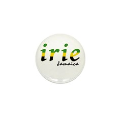 irie Jamaica Mini Button (10 pack)