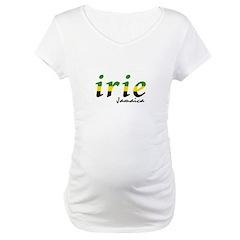 irie Jamaica Maternity T-Shirt