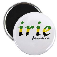 irie Jamaica Magnet