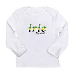 irie Jamaica Long Sleeve Infant T-Shirt
