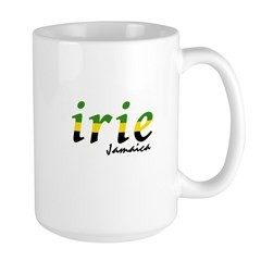 irie Jamaica Large Mug