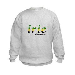 irie Jamaica Kids Sweatshirt