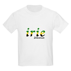 irie Jamaica Kids Light T-Shirt
