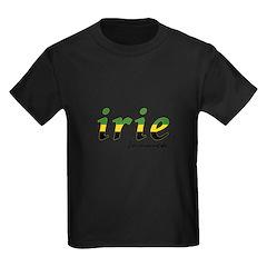 irie Jamaica Kids Dark T-Shirt