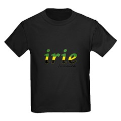 irie Jamaica Kids Dark T-Shirt