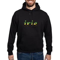 irie Jamaica Hoodie (dark)